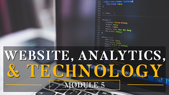 Website and Technology