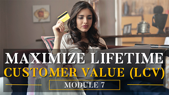 Lifetime Customer Value