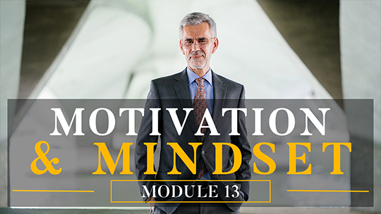 Mindset and Motivation